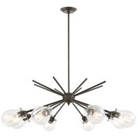 ELK 31939/8 Jaelyn 8 Light 40 inch Oil Rubbed Bronze Chandelier Ceiling Light