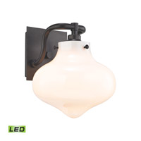 Elk Lighting Kelsey LED Vanity in Oil Rubbed Bronze 31950/1-LED