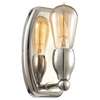 Elk Lighting Vernon 1 Light Vanity in Polished Nickel 31970/1