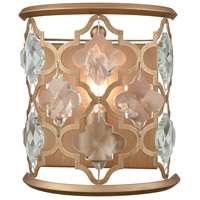 Armand 1 Light 8 inch Matte Gold Wall Sconce Wall Light