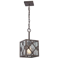 Radley 1 Light 7 inch Malted Rust Pendant Ceiling Light
