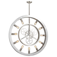 Elk Lighting Chronology 11 Light Chandelier in Brushed Nickel 32236/11