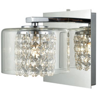 Springvale 1 Light 6 inch Polished Chrome Vanity Wall Light