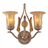 ELK Lighting Provenzia 2 Light Sconce in Argento Bronze 3572/2 photo thumbnail
