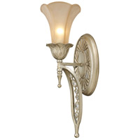 ELK Lighting Chelsea 1 Light Sconce in Aged Silver 3823/1