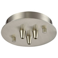Elk Lighting Pendant Options 3 Light Canopy in Satin Nickel 3SR-SN