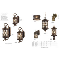 ELK 42036/1 Barrington Gate 1 Light 10 inch Hazelnut Bronze Outdoor Sconce alternative photo thumbnail