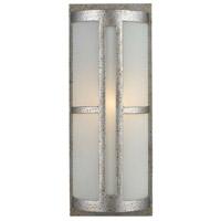ELK Lighting Trevot 1 Light Outdoor Sconce in Sunset Silver 42095/1 photo thumbnail