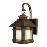 ELK Lighting Blackwell 1 Light Outdoor Sconce in Hazelnut Bronze 42105/1 photo thumbnail