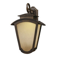 ELK Lighting Porter LED Outdoor Sconce in Hazelnut Bronze 42242/2