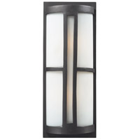 ELK 42396/2 Trevot 2 Light 22 inch Graphite Outdoor Sconce in Incandescent