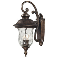 ELK Lighting Lafayette 2 Light Outdoor Wall Sconce in Regal Bronze 45021/2
