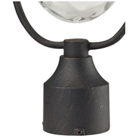ELK 45042/1 Searsport 1 Light 15 inch Weathered Charcoal Post Mount alternative photo thumbnail
