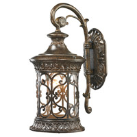 Orlean 1 Light 17 inch Hazelnut Bronze Outdoor Wall Sconce