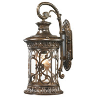ELK 45081/1 Orlean 1 Light 21 inch Hazelnut Bronze Outdoor Sconce