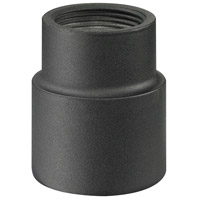 Central Square 4 inch Charcoal Post Connector