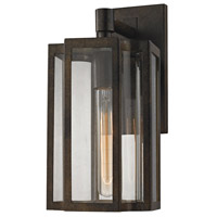 ELK Lighting Bianca 1 Light Outdoor Sconce in Hazelnut Bronze with Clear Glass 45144/1