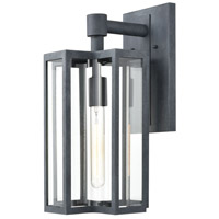 Steel Bianca Outdoor Wall Lights