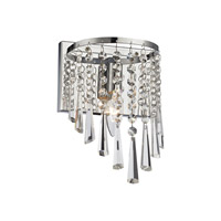 Jariah 1 Light 7 inch Polished Chrome Vanity Wall Light