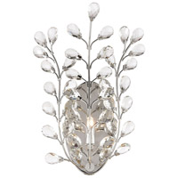 ELK 45460/1 Crystique 1 Light 10 inch Polished Chrome Sconce Wall Light