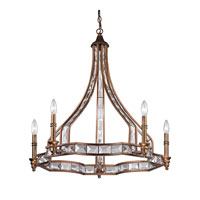 ELK Lighting Montclare 5 Light Chandelier in Mocha 46067/5