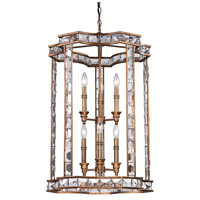 ELK Lighting Montclare 6 Light Pendant in Mocha 46068/3+3