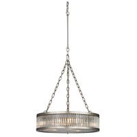 ELK Lighting Linden 3 Light Pendant in Brushed Nickel 46115/3