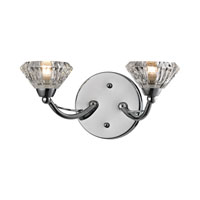 ELK Lighting Hawthorne 2 Light Bath Bar in Polished Chrome 46146/2
