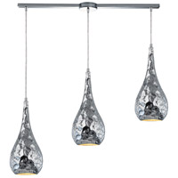 Hammersmith 3 Light 36 inch Polished Chrome Pendant Ceiling Light