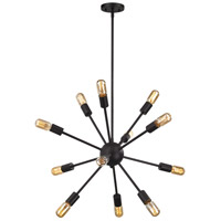 ELK Lighting Delphine 12 Light Chandelier in Oil Rubbed Bronze 46231/12