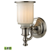 ELK 52000/1-LED Acadia LED 7 inch Brushed Nickel Vanity Light Wall Light
