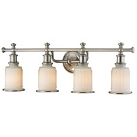 ELK 52003/4 Acadia 4 Light 30 inch Brushed Nickel Bath Bar Wall Light in Standard