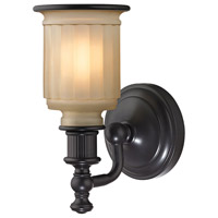 ELK 52010/1 Acadia 1 Light 7 inch Oil Rubbed Bronze Vanity Light Wall Light in Incandescent