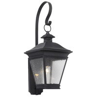 Reynolds 1 Light 22 inch Charcoal Outdoor Sconce