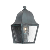 Belmont 1 Light 11 inch Charcoal Outdoor Sconce