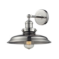 ELK Lighting Newberry 1 Light Wall Sconce in Polished Nickel 55010/1