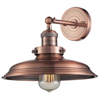 ELK Lighting Newberry 1 Light Wall Sconce in Antique Copper 55030/1