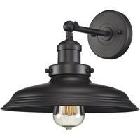 ELK 55040/1 Newberry 1 Light 11 inch Oil Rubbed Bronze Sconce Wall Light
