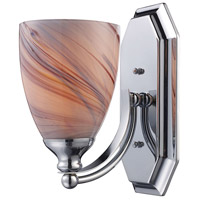 ELK Lighting Vanity 1 Light Bath Bar in Polished Chrome 570-1C-CR