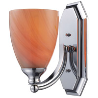 ELK Lighting Vanity 1 Light Bath Bar in Polished Chrome 570-1C-SY