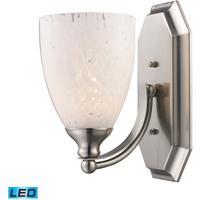 ELK Lighting Vanity 1 Light Bath Bar in Satin Nickel 570-1N-SW-LED