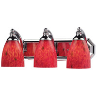 ELK Lighting Vanity 3 Light Bath Bar in Polished Chrome 570-3C-FR