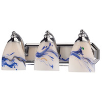 ELK Lighting Vanity 3 Light Bath Bar in Polished Chrome 570-3C-MT