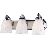 ELK Lighting Vanity 3 Light Bath Bar in Polished Chrome 570-3C-SW