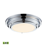 ELK Lighting Sonoma LED Flush Mount in Polished Chrome 57010/LED
