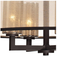 ELK 57027/4 Diffusion 4 Light 24 inch Oil Rubbed Bronze Chandelier Ceiling Light alternative photo thumbnail