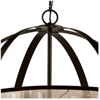 ELK 57029/4 Diffusion 4 Light 24 inch Oil Rubbed Bronze Chandelier Ceiling Light in Incandescent alternative photo thumbnail