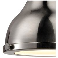 ELK 57050/1 Rutherford 1 Light 9 inch Brushed Nickel Pendant Ceiling Light alternative photo thumbnail