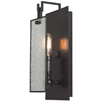 ELK 57090/1 Lindhurst 4 inch 60 watt Oil Rubbed Bronze Swingarm Sconce Wall Light