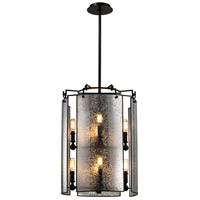 ELK Lighting Lindhurst 8 Light Chandelier in Oil Rubbed Bronze 57092/4+4
